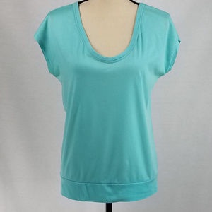 Ann Taylor Scoop Neck Top
